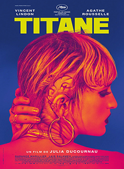 Splitscreen-review Image de Titane de Julia Ducornau
