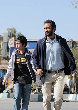 Splitscreen-review Image de Un héros d'Asghar Farhadi