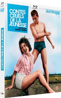 Splitscreen-review Image de Contes cruels de la jeunesse de Nagisa Oshima