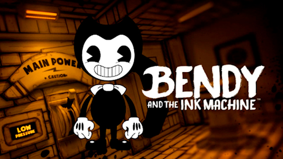 Splitscreen-review Image de Bendy and the Ink Machine