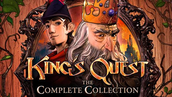 Splitscreen-review Image de King's quest