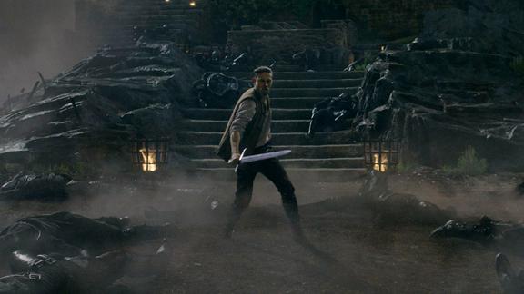Splitscreen-review Image de Le roi Arthur, la légende d'Excalibur de Guy Ritchie
