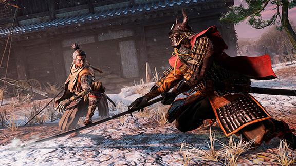 Splitscreen-review Image de Sekiro : shadows die twice