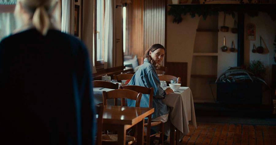 Splitscreen-review Image de Serre moi fort de Mathieu Amalric