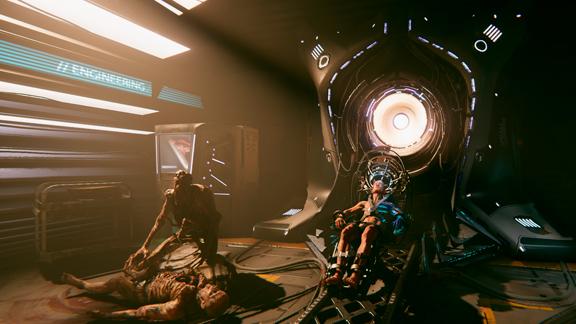 Splitscreen-review Image de System Shock