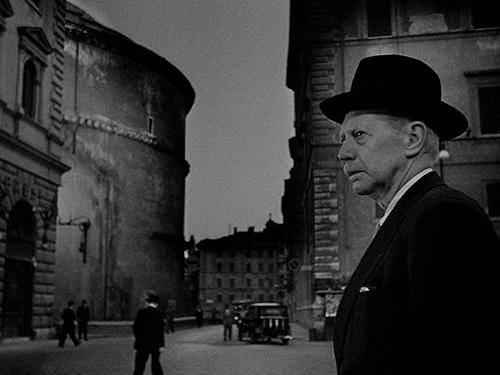 Splitscreen-review Image de Umberto D. de Vittorio De Sica