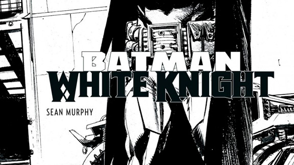 Splitscreen-review Image de Batman White Knight de Sean Murphy